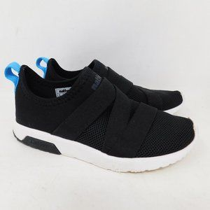Native Black Slip On Sneakers Shoes 13 Youth